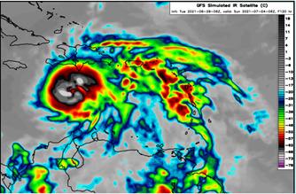 Ouragan - Haïti